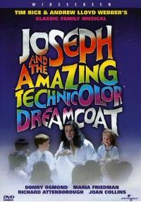Cover Musical - Joseph And The Amazing Technicolor Raincoat [DVD]